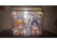 Panty & Stocking with Garterbelt Figures -Angel Version- (Pickup Only)