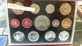 2006 proof coin collection