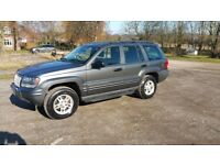 JEEP GRAND CHEROKEE SPORT 4X4 2.7 CRD AUTOMATIC 2004