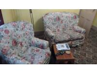 3 PIECE SOFA WITH REMOVABLE COVERS GRAB A BARGING!!