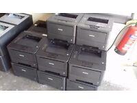 JOBLOT of 14 Brother Laser Printers Model No. HL-5440D