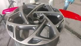 """Vauxhall alloy wheels 19"""" set 4"""