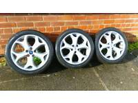 Ford ST Style Alloys