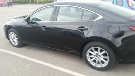Mazda 6 low mileage, very good condition, full service, 2015