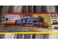 Hornby train and track