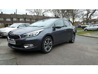 Kia Cee'd 1.6 CRDi 4 ISG 5dr (Idle, Stop and Go)