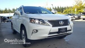 2013 Lexus RX 350 Touring Package - Certified