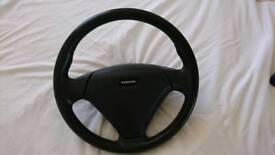 Volvo S40 /V40 Steering Wheel