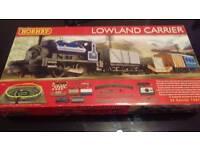 Hornby Train set lowland carrier