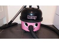 henry Hetty Hoover vacuum 1200w twin speed boost ** i can deliver**