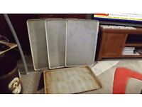 Aluminium Large Baking Sheets