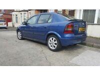 Vauxhall Astra 1.7 cdti full year mot