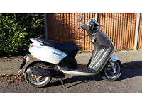 Peugeot vivacity 50cc moped