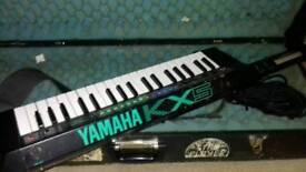 Yamaha KX5 Keytar remote midi controller