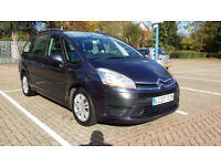 2007 Citroen Grand C4 Picasso 1.6 HDi 16v SX Automatic 7 Seats with FSH & 12 months MOT