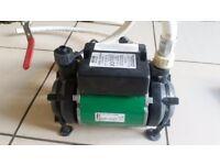 Shower Pump Salamander CT 50 Twin Pump | Good Condition & Working Order