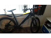 Chris Boardman mountain comp bike