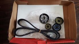 Renault Megane fiji UNIPART GKT1501XS timing belt kit