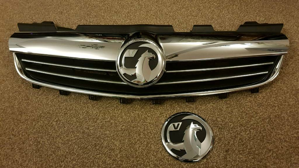 vauxhall zafira b front grill in hinckley leicestershire gumtree. Black Bedroom Furniture Sets. Home Design Ideas