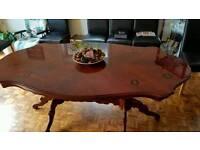 Italian style dinning table