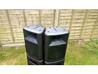 Electrovoice SX 200 Speakers 300W RMS 1200 W peak