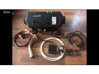 Eberspacher 12 volt diesel D4 night heater