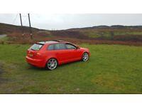 Audi a3 tdi sline full history