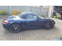 Porsche Boxter in immaculate condition