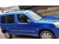 Citroen berlingo hdi long mot very economical, aloy wheels, stereo heating great drive bargain