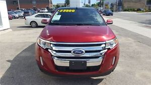 2013 Ford Edge SEL FWD | Local Trade | Panoramic Roof Kitchener / Waterloo Kitchener Area image 4