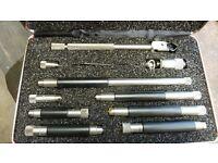 Old Starrett Inside Micrometer Set