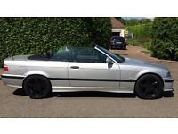 BMW 318i SPORT CONVERTIBLE E36 M3 REP £1950