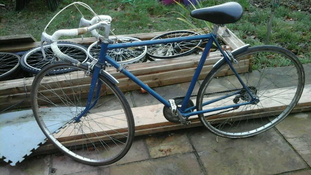 Retro 5 Speed Road Bike In Bournemouth Dorset Gumtree