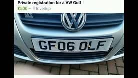 Private registration