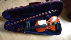 Stentor top of the range Conservatoire 4/4 Violin unused