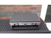 Gas camping cooker
