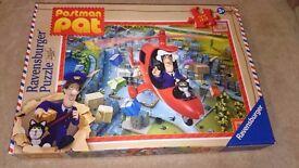 Postman Pat puzzle (age 3+)