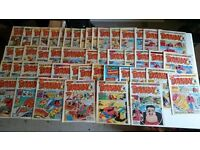 The Dandy Vintage Comics