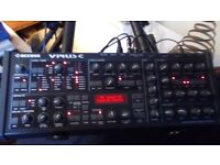 Access Virus C Desktop Synth (for sale, swap or trade)