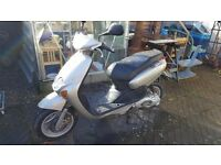 Yamaha 100 NEOs Moped in good conditon
