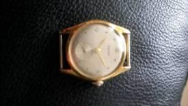 Rare ww2 issue Swiss made ALPINA watch