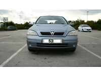VAUXHALL ASTRA 53 REG 5 DOOR LOW MILEAGE Long MOT, Lovely smooth drive, clean inside and out