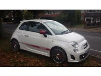 Abarth fiat 500 135bhp in superb condition 2011