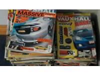 Total vauxhall magazines