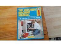 washing machine repair manual