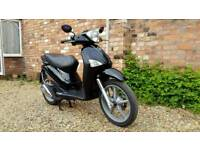 Piaggio liberty 125 moped (2006)