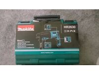 Makita SDS+ 240v Drill HR2630