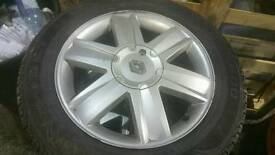 Renault alloys