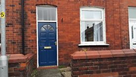 Lever Street Heywood . 2 Bed Terrace .6 MONTH TENANCY ONLY . NO DSS .