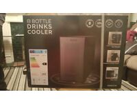 Russell hobbs 9 bottle drinks cooler